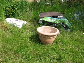 Ny ler-potte fra Italien