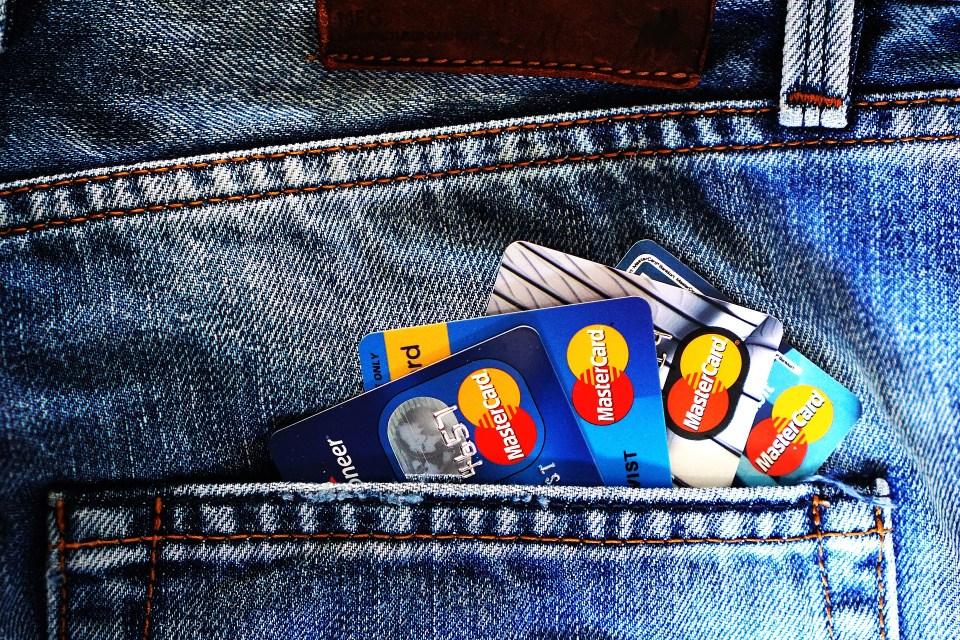 credit card bankruptcy
