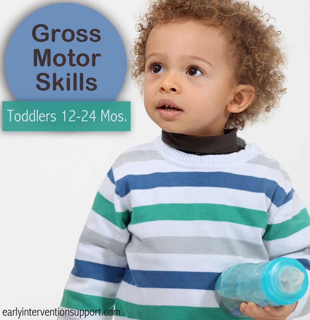 Gross Motor Skills Milestones For Toddlers 12