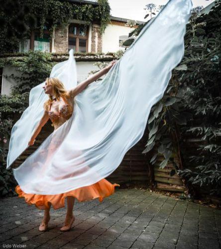 DAYA DANCE - Höfefest Fürth - Foto: Udo Weber