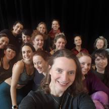 Contemporary Bellydance Workshop von Josephine Jo