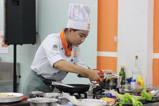 học nghề ẩm thực tại TPHCM