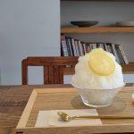 富士宮市 かき氷 【モウデルコーヒー】ダヤンテールblog