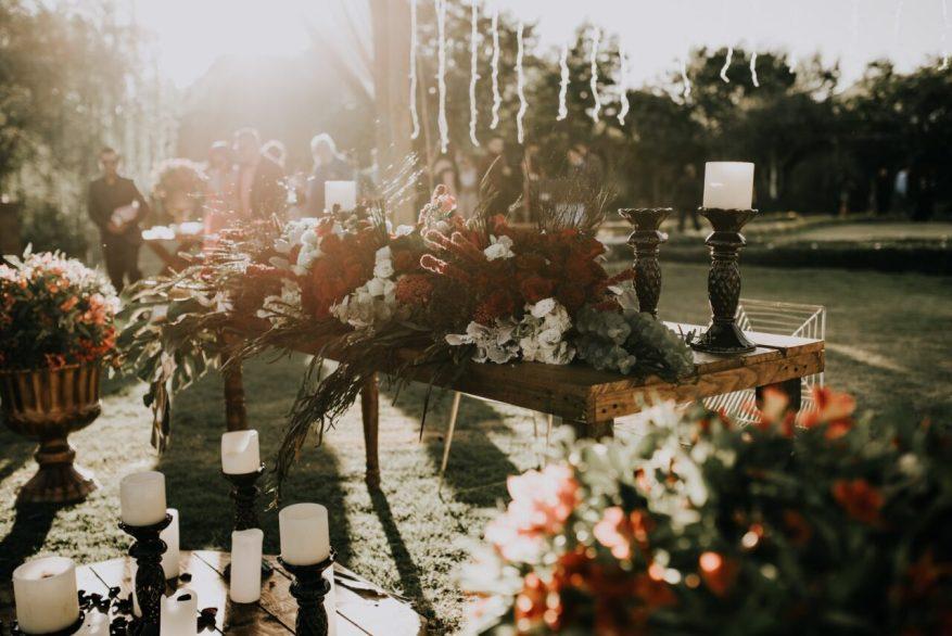 tips bisnis wedding organizer - dekorasi