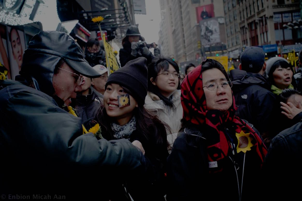 The Overseas Solidarity Movement
