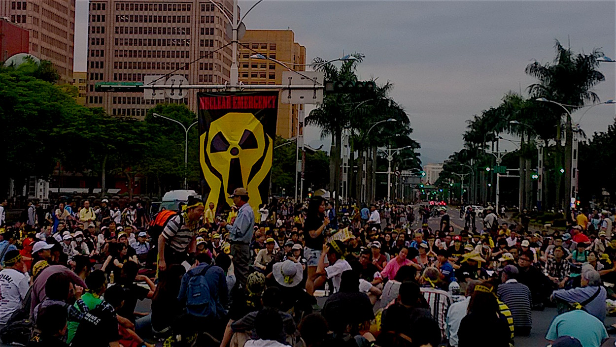 The Anti-Nuclear Movement