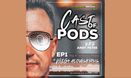 The 'BIG 4' Podcast Industry Pillars and Mega ACQUISITIONS