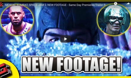 Protected: MORTAL KOMBAT, SPACE JAM 2, NEW FOOTAGE … Trailer Reviews