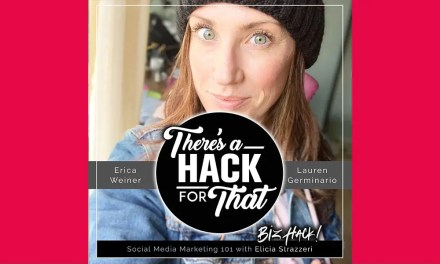Business Hack: Social Media Marketing 101 with Elicia Strazzeri