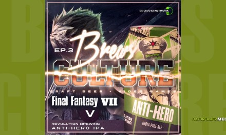 Final Fantasy VII | Revolution Brewing Anti-Hero IPA