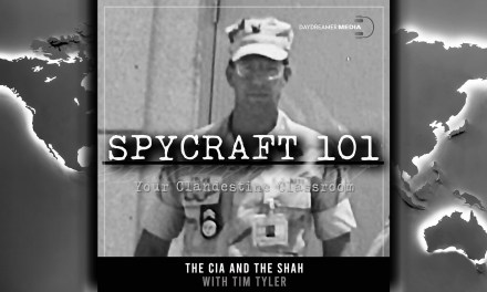 The CIA and the Shah with Tim Tyler
