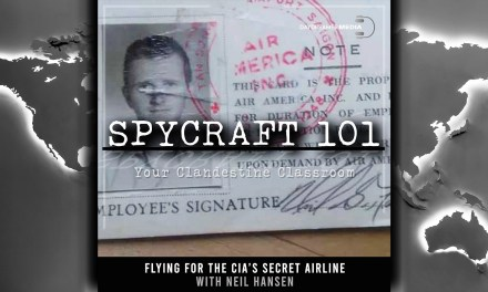 Flying for the CIAs Secret Airline with Neil Hansen
