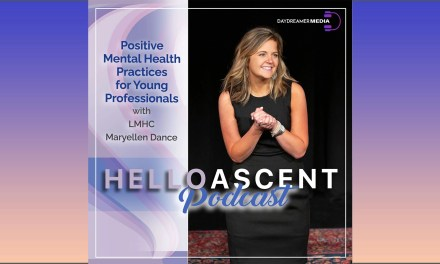 Positive Mental Health Practices for Young Professionals with LMHC Maryellen Dance