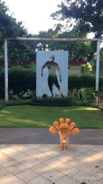 where to find a vulpix in jakarta indonesia