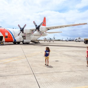 hands on experience best family tour Oahu Hawaii military air museum with kids