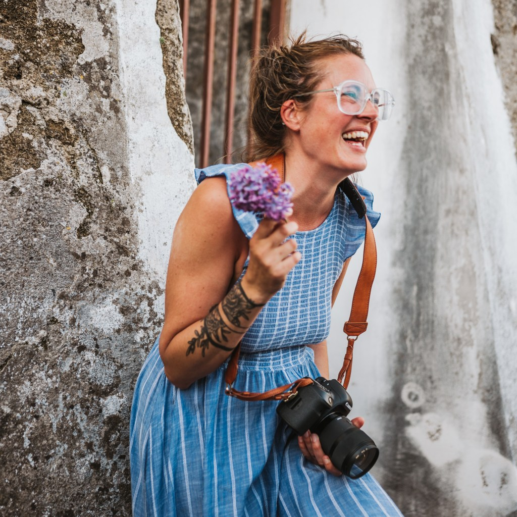 personal brand photography for women creatives and artist