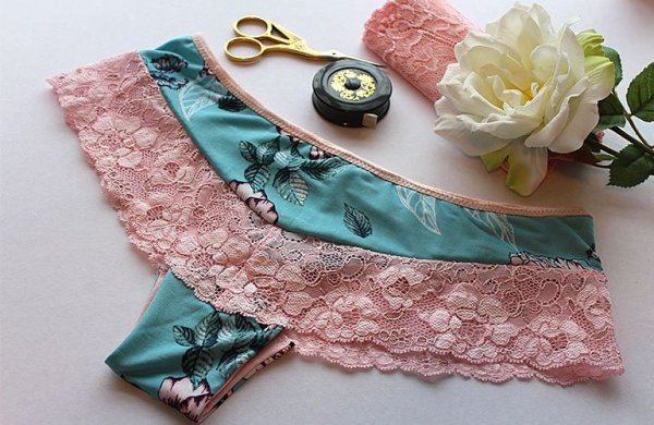Daydream Patterns Nora knickers