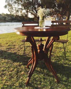 Round 'Milly' Table $50