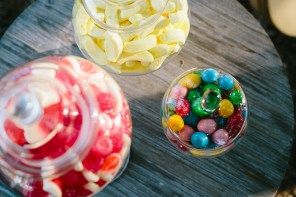 Candy Jars $10 - $15. 8 Available.