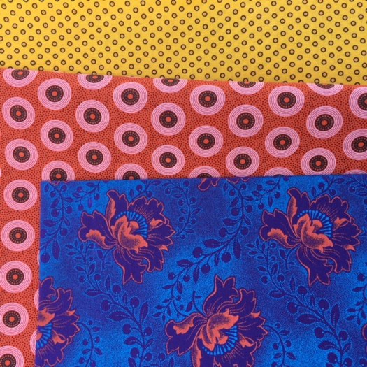 South African Shweshwe Fabric