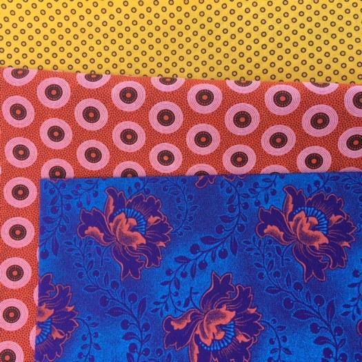 South African Shweshwe Fabric