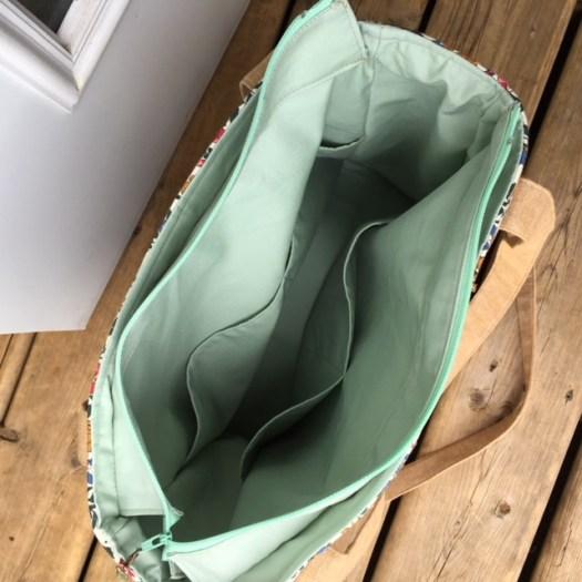 Tudor Bag Lining