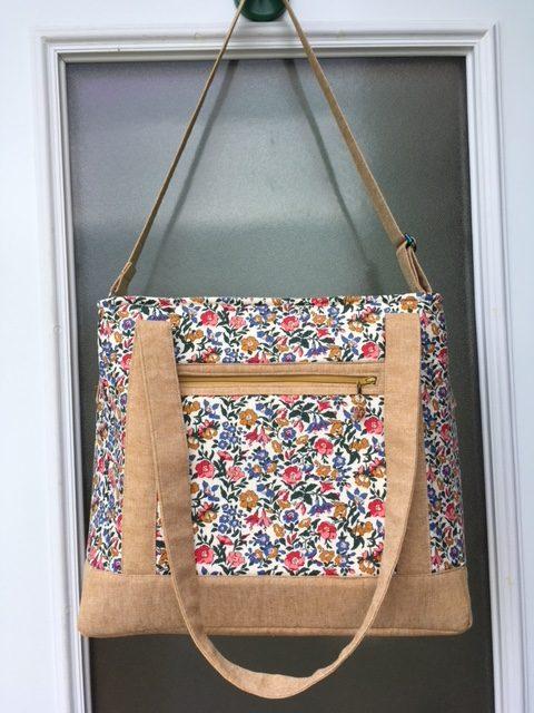 Tudor Bag in Liberty of London