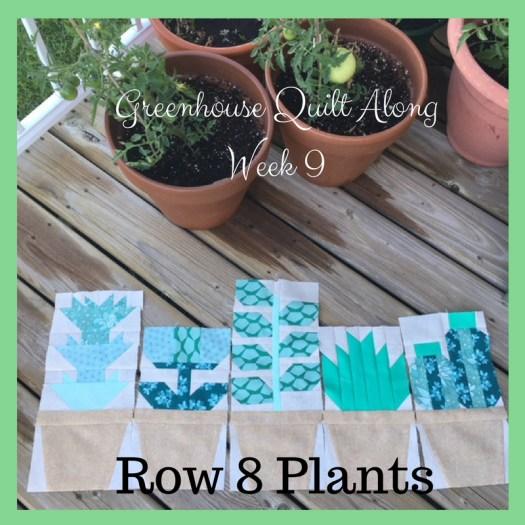 plant quilt blocks
