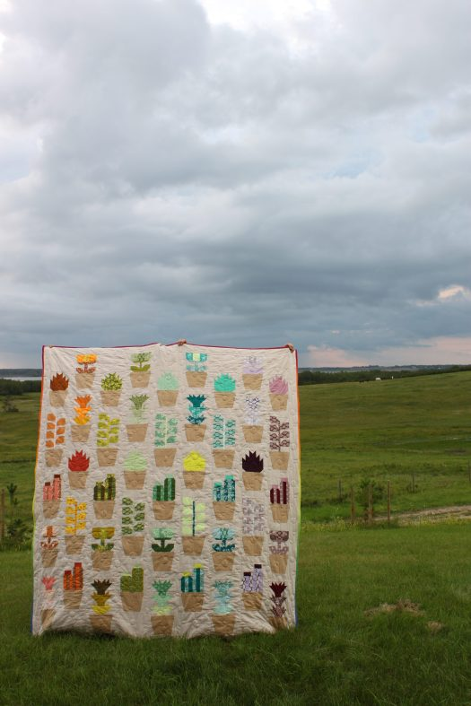Greenhouse Quilt