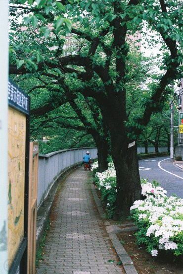 Waseda Takadanobaba Tokyo analogue Japan-9