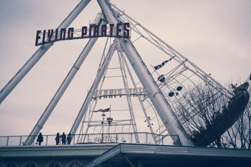 Amusement park portrait photo shoot Tokyo-21