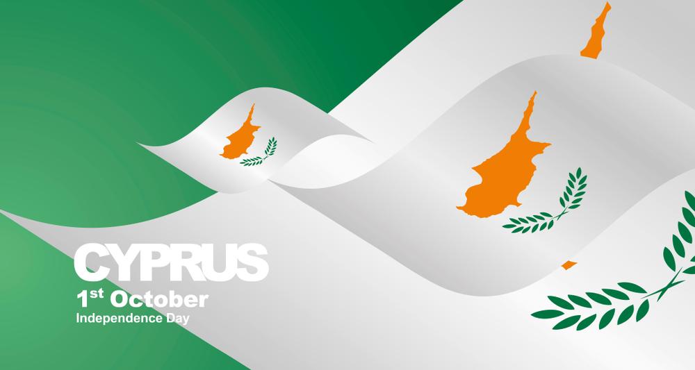 cyprus-independence-day-flag-ribbon-landscape
