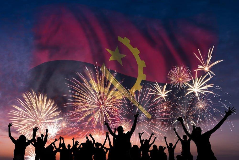 Angola Independence Celebration
