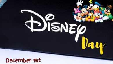 National Disney Day December 1