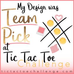 Tic Tac Toe Challenge Team Pick