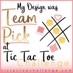 Tic Tac Toe Challenge Team Pick