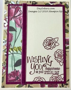 Stampin Up Better Together