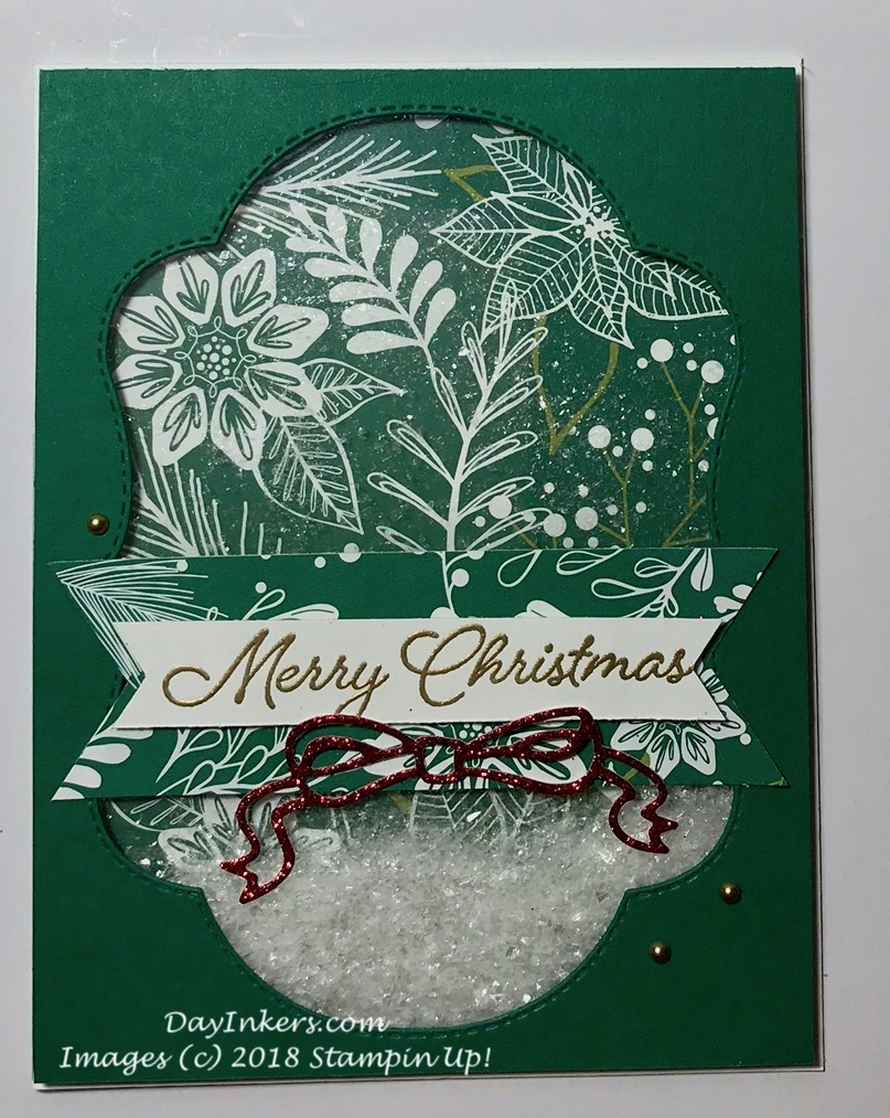 Christmas Blended Seasons Stampin Up