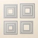 Stampin' Up! Layering Squares Framelits