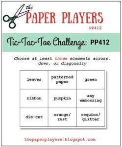 Paper Players Challenge #412
