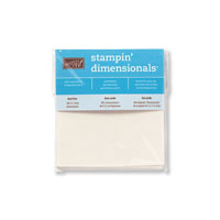 Stampin' Up! Dimensionals