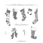 Stampin' Up! Hung with Care