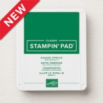 Stampin' Up! Shaded SpruceClassic Stampin' Pad