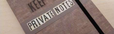 """El """"cuaderno"""" de Noah"""