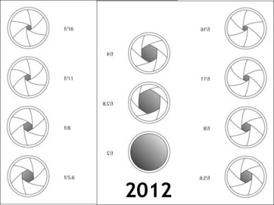 2012 Galactic Aperture