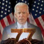Joseph Biden's 77th Birthday
