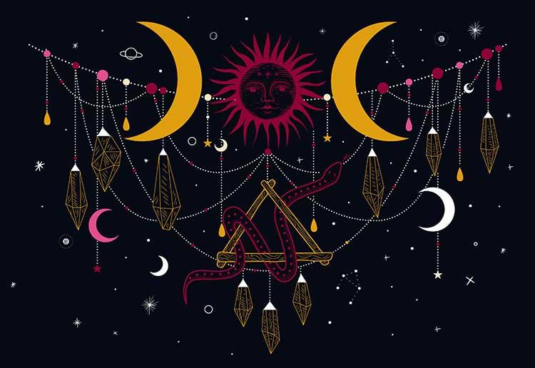 Libra New Moon, October 16, 2020, Sara Diamond