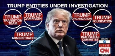 Trump under investigation