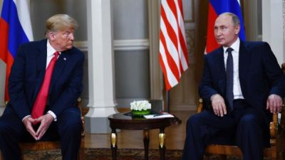 Trump-Putin news conference