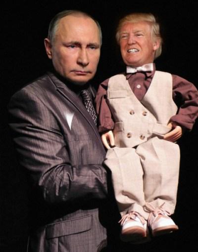 Putin's puppet